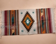 "Southwest Zapotec Indian Rug 30""x60"" - 4"