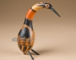 "Small Southwest Carved Andian Indian Gourd Bird 7.5""  (2)"