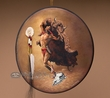 Native Fine Art Wall Decor -Buffalo Dancer (p3)