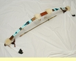 Hand Painted American Style Bow & Arrow -Tee Pee (10)