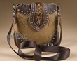 Designer Western Purse -Messenger  (433)