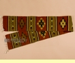 "Woven Wool Zapotec Table Runner 10""x80"" (y)"