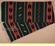 "Zapotec Indian Southwest Table Runner 15""x80"" (a30)"