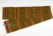 "Zapotec Wool Table Runner 10""x80"" (a19)"