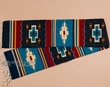 "Southwest Zapotec Indian Table Runner 10""x80"" (s)"
