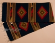"Hand Woven Zapotec Table Runner 15""x80"" (a31)"