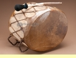 Dual Handled Native Aspen Drum 13x10  (LD10)