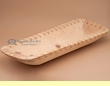 "Large Wooden Dough Bowl 11""x29.5"" -Rawhide Laced  (L)"