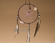 "Native American Dream Catcher 6"" -Purple  (6-40)"