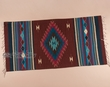Southwestern Zapotec Indian Rug 30x60  (74)