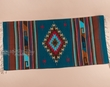 "Zapotec Indian Wool Rug 30""x60""   (1)"