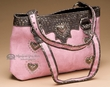 Designer Western Purse -Light Pink  (p405)
