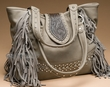 Designer Western Purse -Grey  (p412)