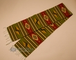 "Southwest Zapotec Indian Table Runner 10""x80"" (e)"