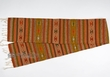 "Woven Wool Zapotec Table Runner 10""x80"" (a32)"