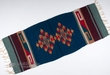 "Woven Wool Zapotec Table Runner 15""x40"" (b47)"