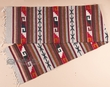 "Southwest Zapotec Indian Table Runner 15""x80"" (b29)"