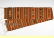 "Hand Woven Zapotec Table Runner 10""x80"" (a57)"