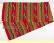 "Zapotec Indian Wool Table Runner 15""x80"" (z)"