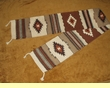 "Southwest Table Runners -Handwoven Wool 10""x80"" (10809)"