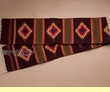 "Zapotec Wool Table Runner Rug 10""x80"" (a53)"