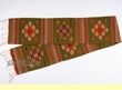"Southwest Zapotec Indian Table Runner 10""x80"" (a43)"