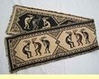 "Cotton Southwest Table Runner 13"" x 72"" -Kokopelli"