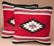 Pair Southwest Pillow Covers 18x18 - Pecos