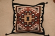 Southwest Wool Pillow Cover 21x21 -Oak Spring (pc25p10)