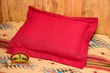 Southwestern Pillow Sham 24x30 -Red
