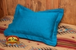 Southwestern Pillow Sham 24x30 -Blue