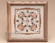 "Native American Navajo Sand Painting 10""  (sp14)"