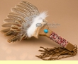Native American Smudging Fans, Dance Fans