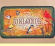 "Southwestern Door Mat 18""x30"" -Song Birds  (dm20)"