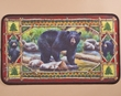 "Southwestern Door Mat 18""x30"" -Bear  (dm18)"