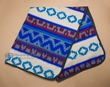 Colorful Southwest Hogan Blanket 59x83 -Flat Rock