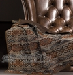"Luxury Designer Throw Blanket 50""x60"" -Del Rio"