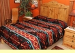 Southwestern Bedding -Cochiti Pattern Spread KING