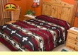 Native American Style Bed Spread -Laguna Queen