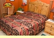 Native American Style Southwest Bedspread -Taos Queen