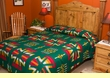 Southwestern Queen Size Bed Spread -Chimayo