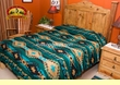 Southwest Indian Style Bedspread-Navajo Pattern -Queen