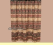 Plush Luxury Southwestern Shower Curtain -Del Sierra  (sc4)