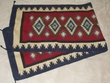 Southwest Wool Floor Runner Rug 30x96 (96417)