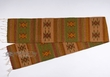 "Hand Woven Zapotec Table Runner 10""x80"" (a24)"