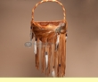 "Native American Navajo Indian Wall Basket 11""  (mt3)"
