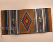 "Zapotec Indian Southwestern Rug 30""x60""   (30)"