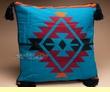 Southwestern Accent Pillow Cover 18x18 -Tesuque (p24)