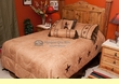 Designer 5 pc. Western Star Comforter Set -Laredo Twin
