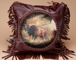 Western Pillow Cover -Buffalo  (LPC14)